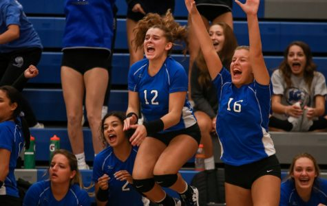 09/19/19 Varsity volleyball gallery