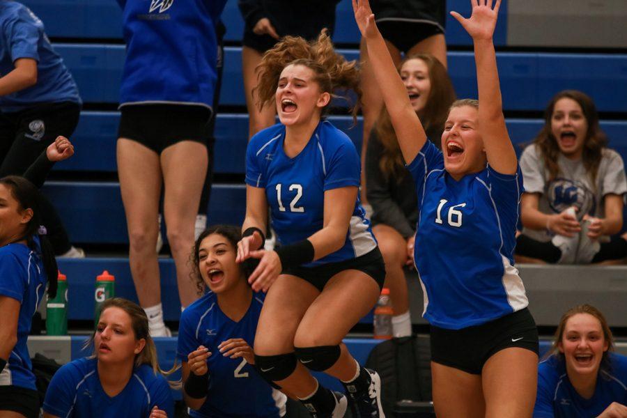 09/19/19 Varsity volleyball gallery