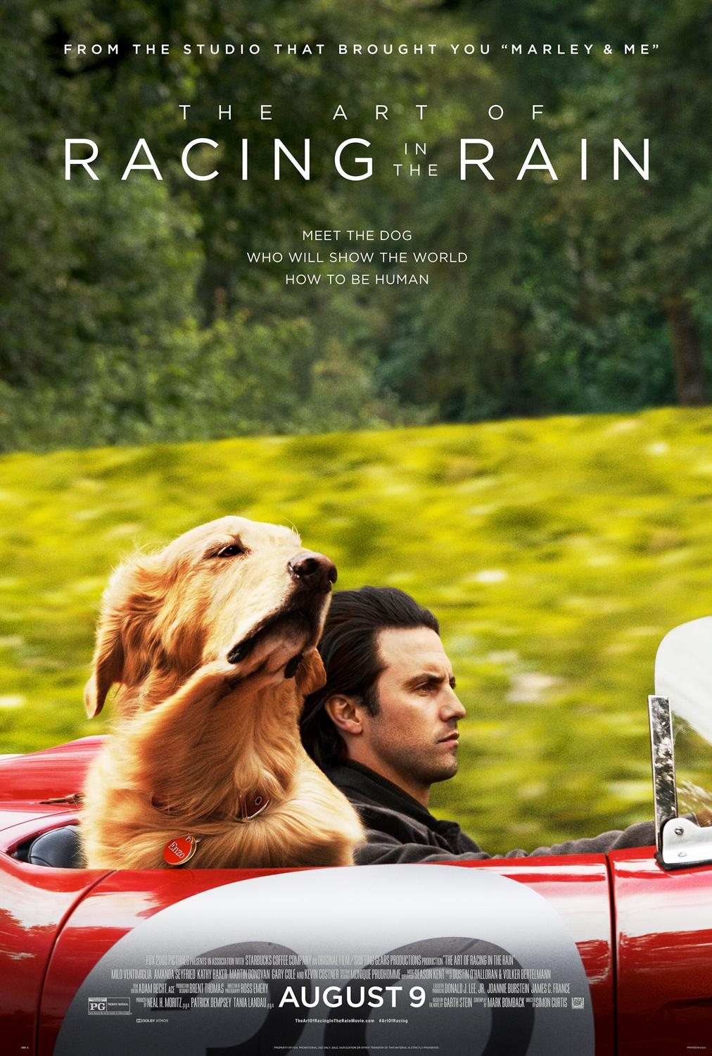 If you love dogs, this movie is for you!