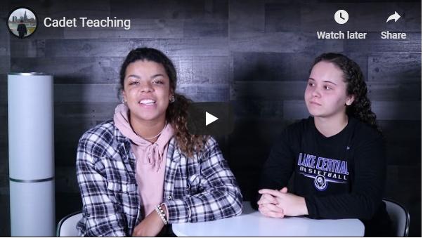 Feature: Cadet Teaching