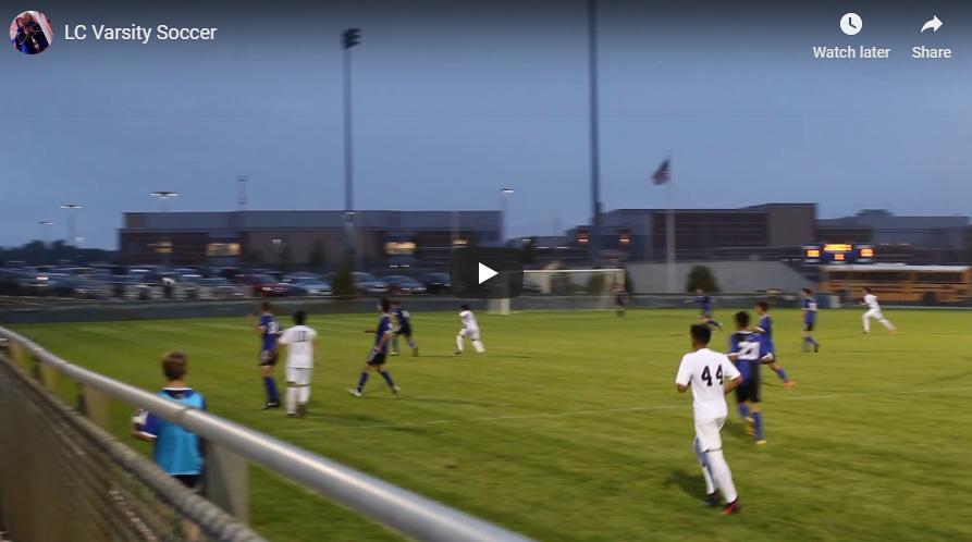 09/16/19 Boys varsity soccer game