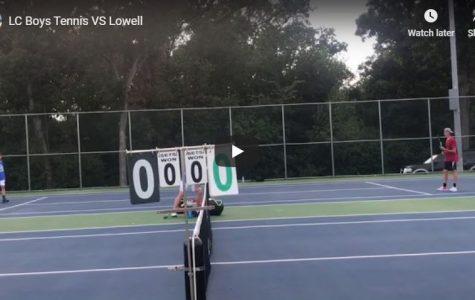 JV boys tennis veterans fundraiser