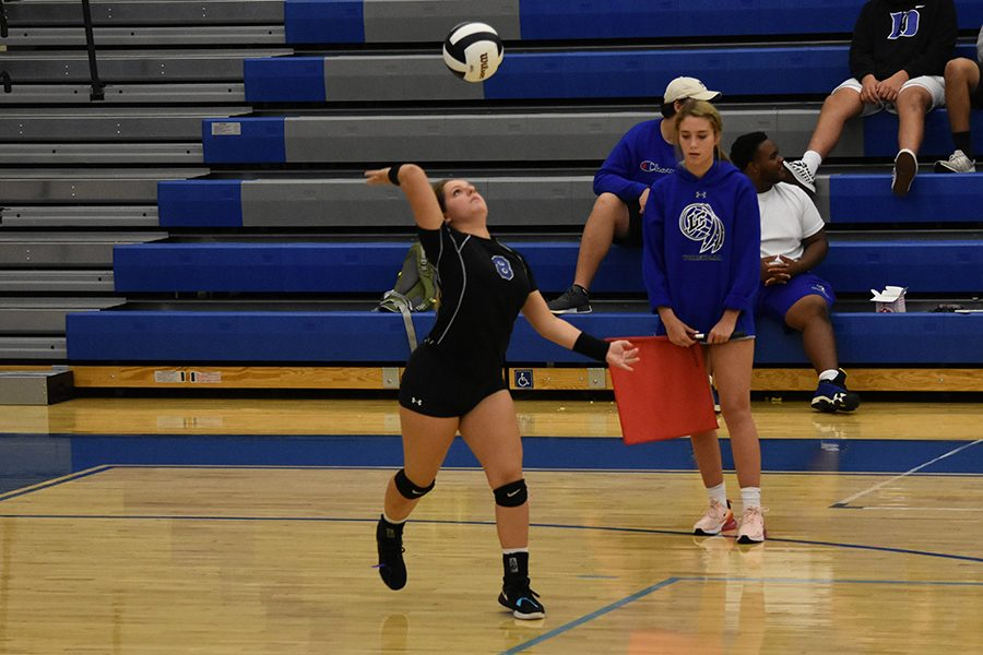 09/10/19 Varsity volleyball gallery