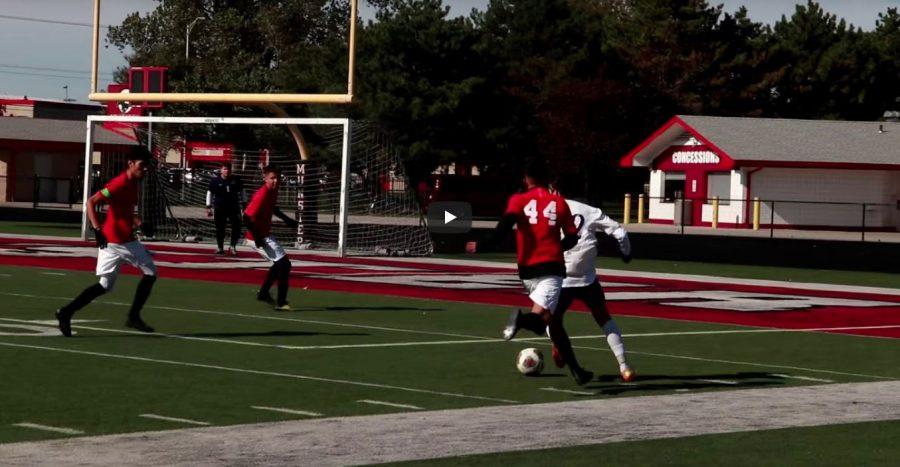 10/12/19 Boys varsity soccer sectionals