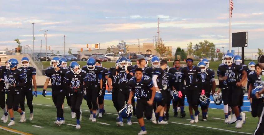 10/03/19 Freshman football game