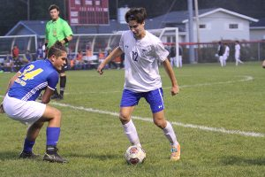10/10/19 Varsity boys soccer gallery