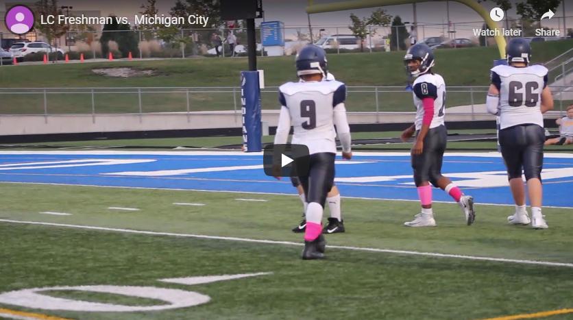 10/03/19 Freshman Football vs. Michigan City