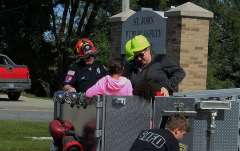 Public safety connects with community