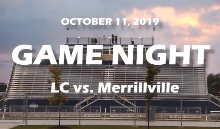 10/11/19 Varsity football vs. Merrillville
