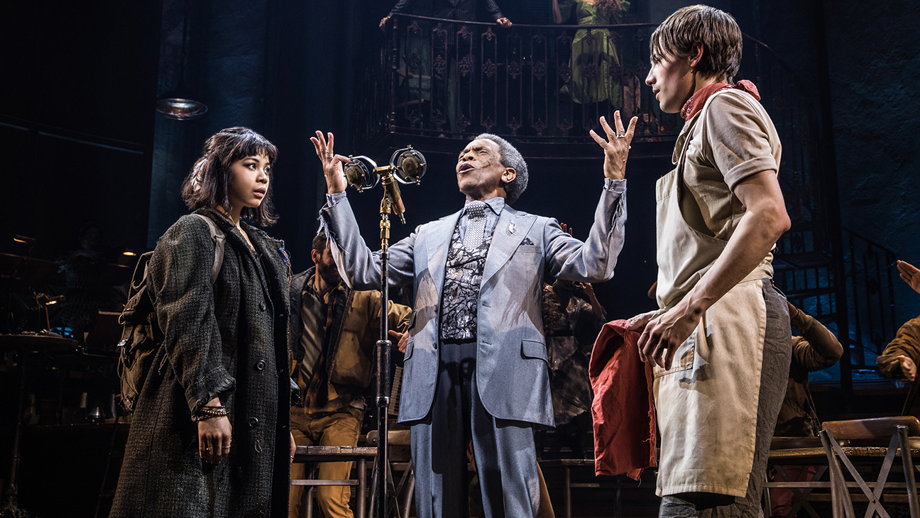 """Hadestown is a new Broadway musical about the Greek mythological characters Orpheus and Eurydice. The show won several Tony awards including """"Best Musical."""""""