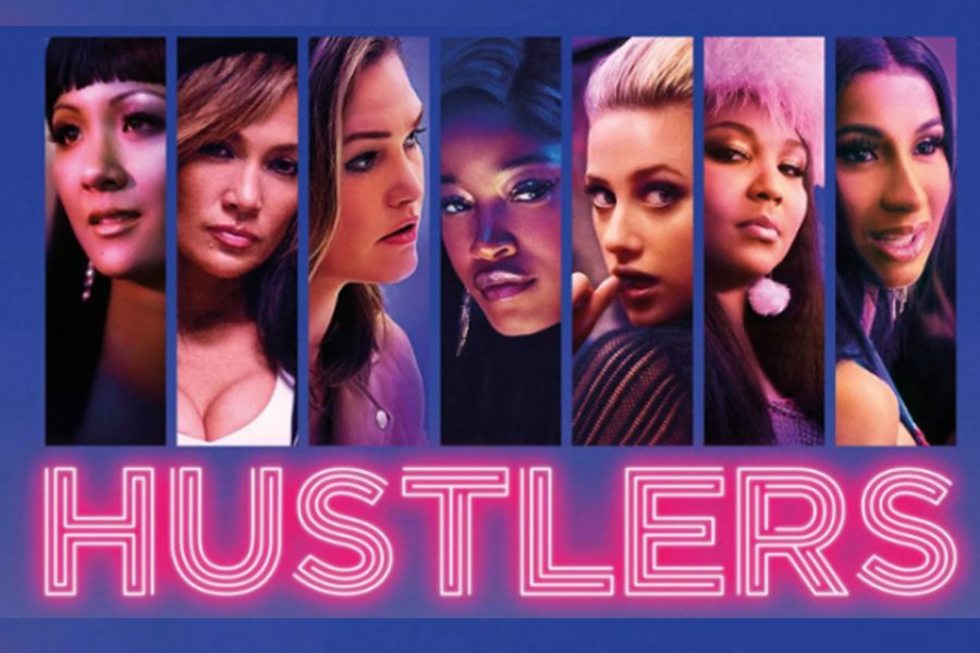 Hustlers came out in October. The movie starred Constance Wu.