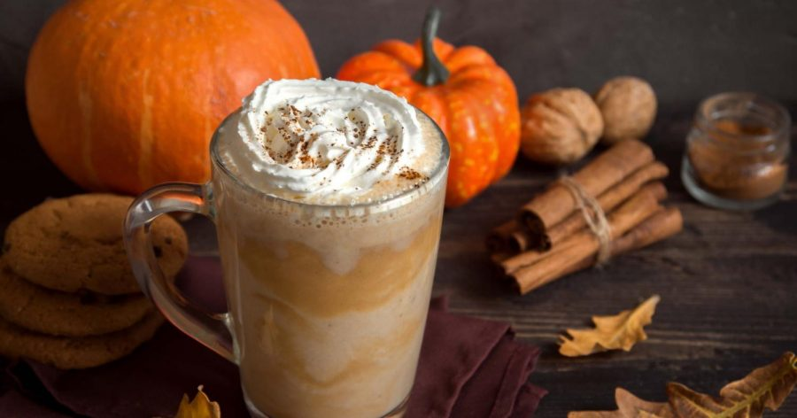 A+pumpkin+drink+that+people+are+going+crazy+for+in+fall.+Both+coffee+shops+sell+great+drinks%2C+but+whose+is+better%3F