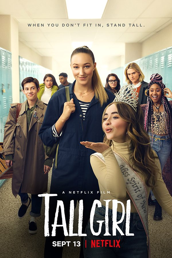 Tall Girl is a movie starring Ava Michelle as Jodi. The Netflix original film was released on September 13, 2019.