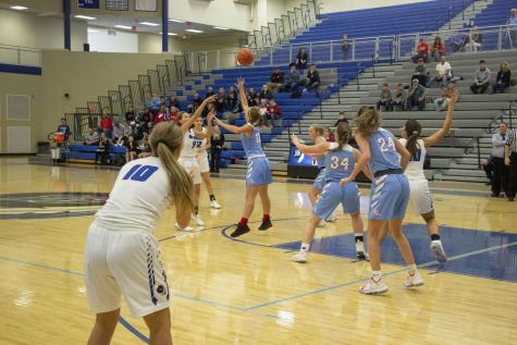 11/9/19 Girls Varsity Basketball Gallery