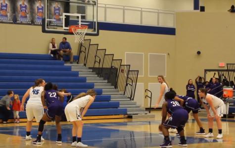 12/6/19 JV girls basketball