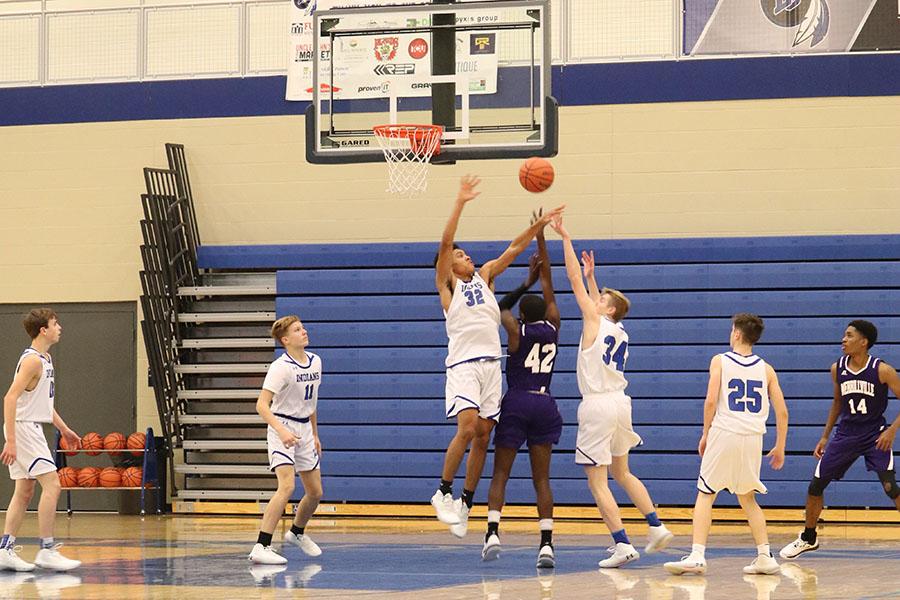 12/10/19 Freshman boys basketball gallery