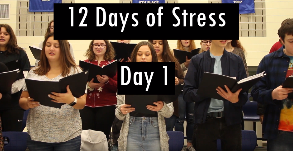 This is from one of the episodes publicly displayed on the LCTV News Youtube channel. The Choir helped introduce each video.