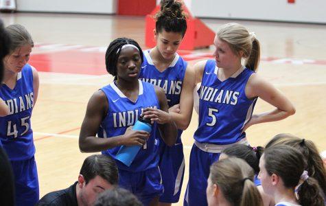 12/16/19 Freshman girls basketball gallery