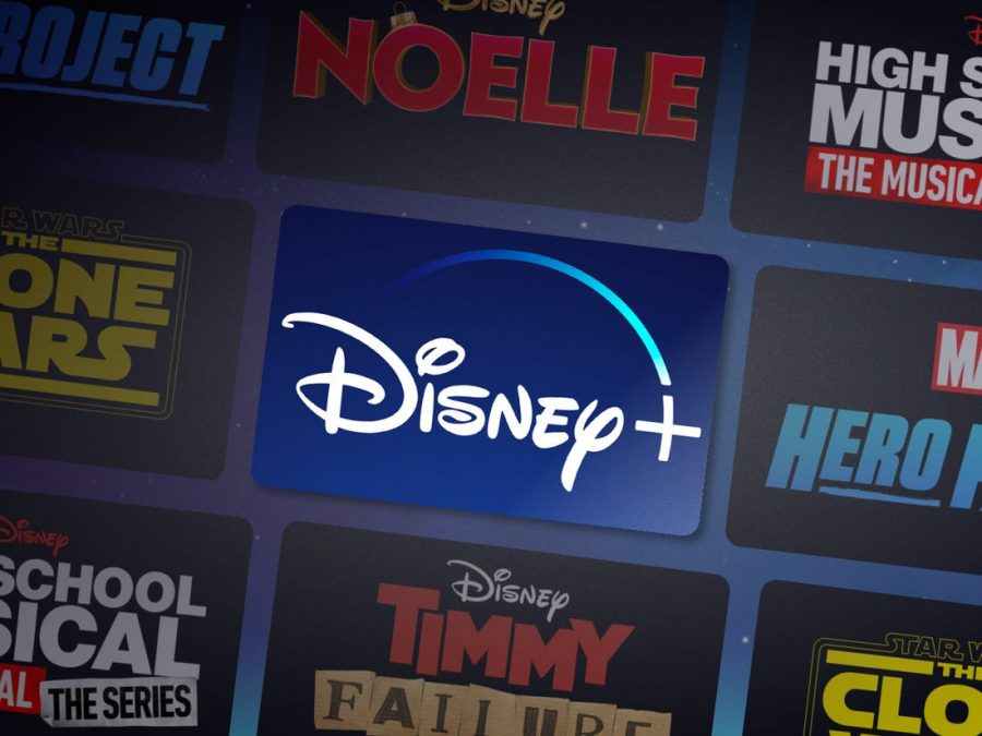 Disney%2B+offers+an+array+of+shows+and+movies+ranging+from+High+School+Musical+to+Avengers.++The+streaming+service+launched+on+Nov.+12%2C+2019.