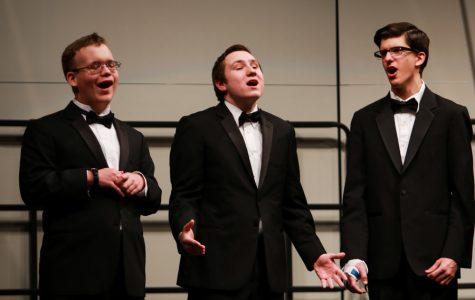 12/3/19 Choir holiday concert