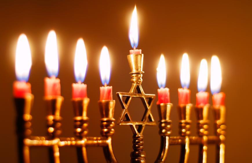 Lighting the menorah is a special tradition for Jewish people all around the world.  For my family, it is something I look forward to every night of Hanukkah.
