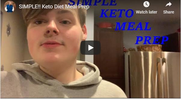 Keto Diet Meal Prep