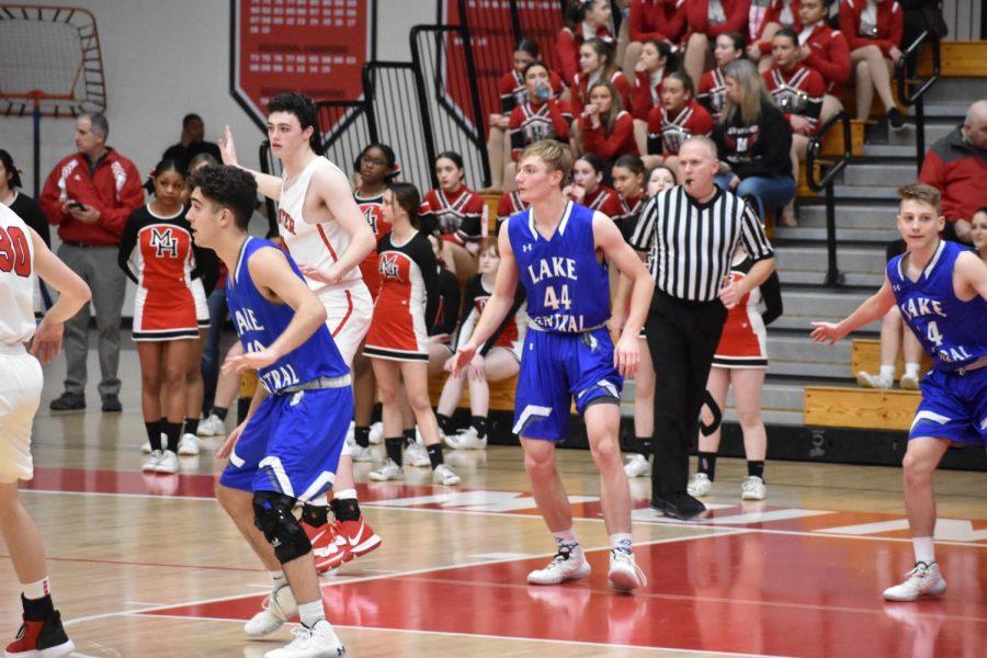 01/03/20 Varsity boys basketball gallery