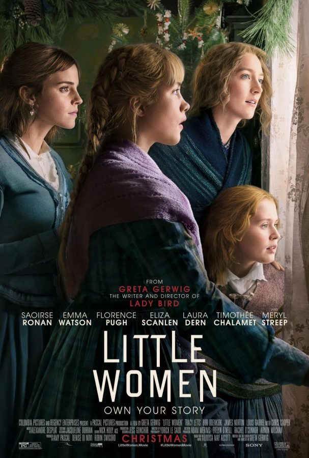 Little+Women+is+a+modern+adaptation+of+the+classic+novel+by+Louisa+May+Alcott.+The+movie+focused+on+the+lives+of+the+four+March+sisters%2C+Meg%2C+Jo%2C+Beth+and+Amy.