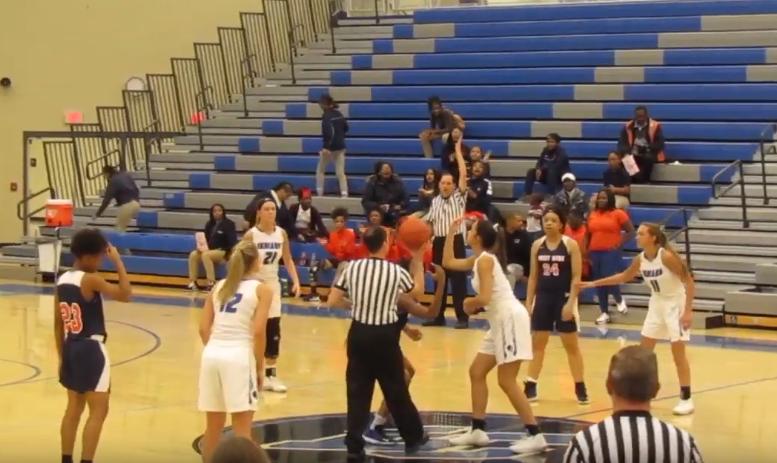 Varsity girls basketball recap