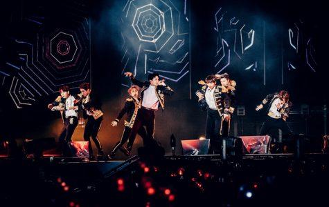 Korean group BTS delves into the world of fine art