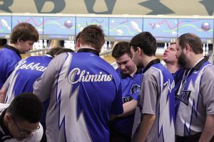 Boys bowling takes on sectionals