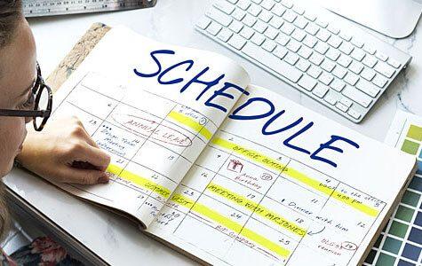 Junior scheduling