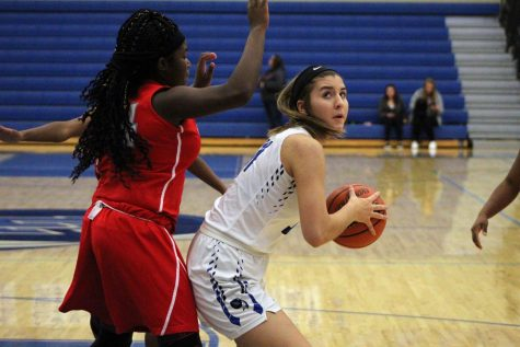 01/29/20 Varsity girls basketball gallery
