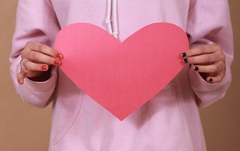 Student impressions on Valentine's Day