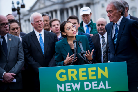 Trump and the Green New Deal