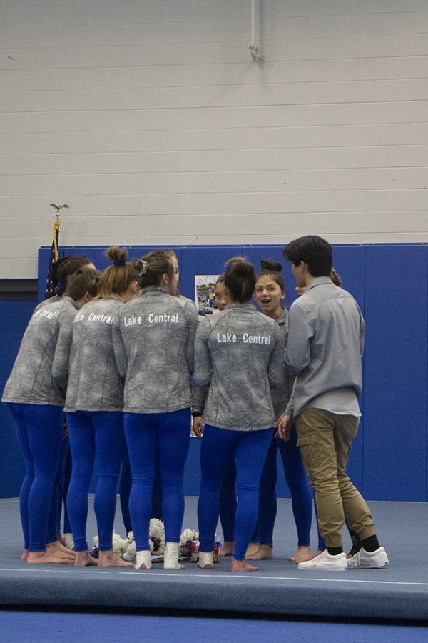 02/25/20 Gymnastics meet gallery