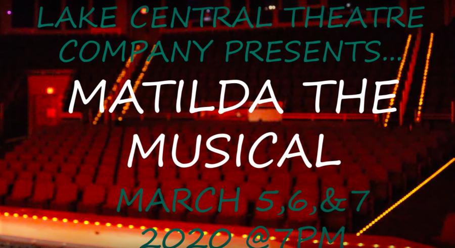 Matilda the Musical Spring 2020