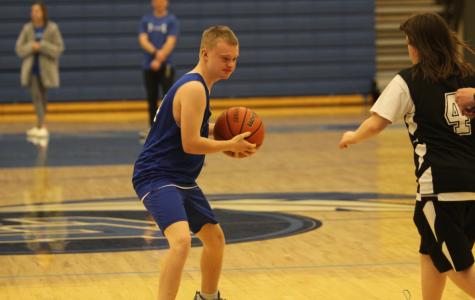 Allstar basketball team wins against Lowell