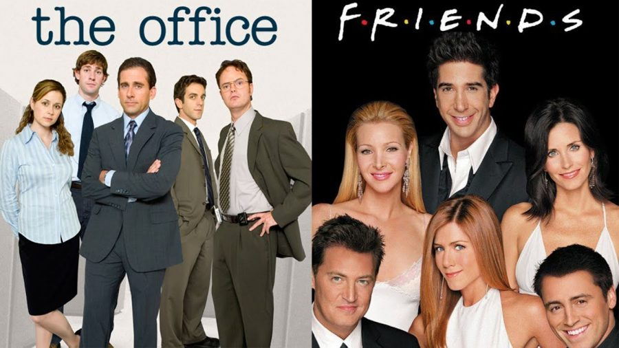 Poll: The Office vs Friends