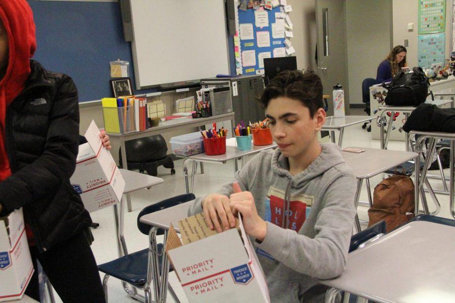 02/27/20 N-Teens Care Package Gallery