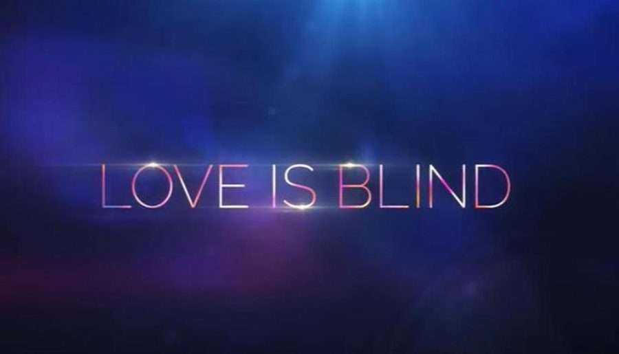 Love+is+Blind+is+a+show+in+which+contestants+attempt+to+connect+without+knowing+what+each+other+looks+like.+The+show+came+out+on+Feb.+13%2C+2020.