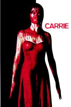 This remake of the 1976 horror movie deals with Carrie White discovering her supernatural powers and getting revenge on everyone who does her wrong. This movie was made in 2002.