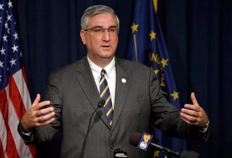Indiana Governor Eric Holcomb gives daily reports on the Coronavirus and its effect on the state. On Thursday, April 2 in particular, Governor Holcomb released a statement closing all public schools for the remainder of the 2019-2020 academic year.