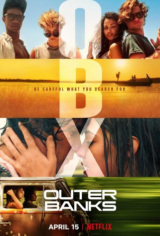 Outer Banks is a teen show about a group of friends on a treasure hunt. Throughout the show, they realize that it's more than a treasure hunt and the stakes get even higher than before.