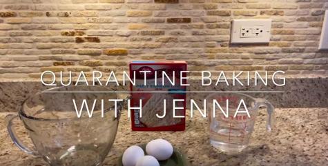 Quarantine Baking with Jenna