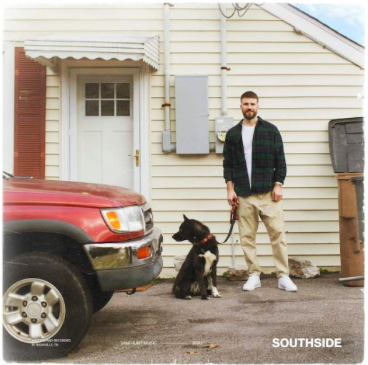 "Sam Hunt returns with his 2nd album Southside. This album includes his hits including ""Body Like A Back Road"" and ""Kinfolks."""