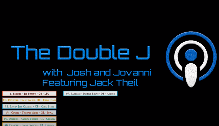 Double J Podcast 2020 NFL Draft Show