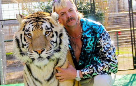 Tiger King follows Joe Exotic and his exotic animal zoo in Oklahoma. This January, Exotic was sentenced to 22 years in jail for hiring a hitman to kill nemesis Carole Baskin.