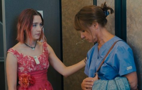 """Ladybird"" is about a teenager trying to figure herself out. The main character is played by Saoirse Ronan."