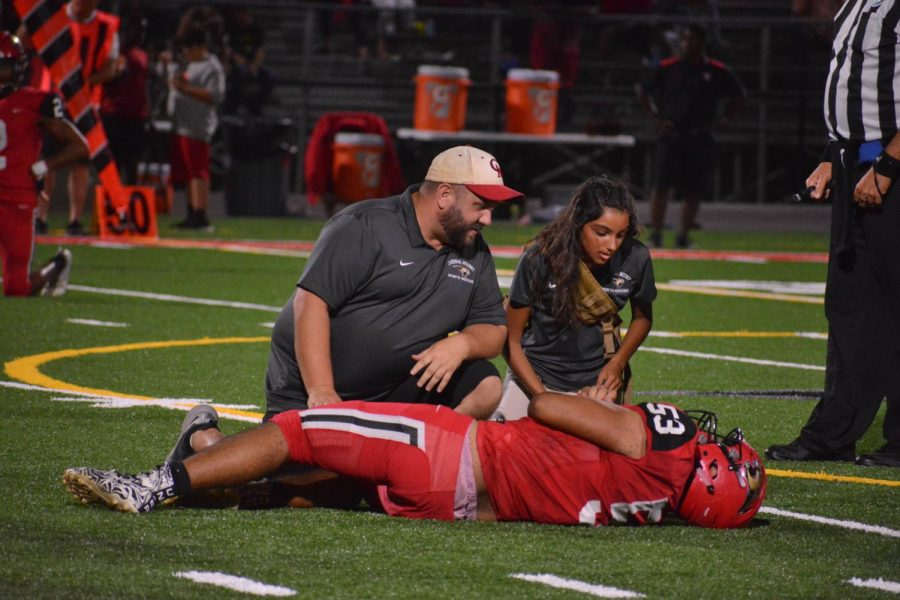 Athletic trainers are vital to running any sports program successfully. With the shutdown of Community Hospital's athletic trainers program, it will be a different process to hire athletic trainers.